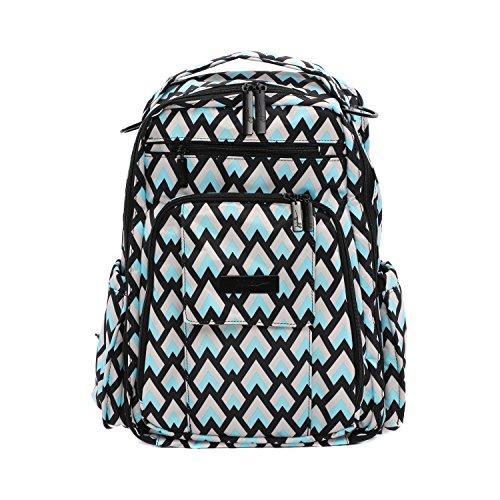 ju-ju-be-onyx-collcetion-be-right-back-backpack-changing-bag-black-diamond