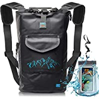 Luck route Dry Bag Backpack With Smart Waterproof Storage - Drybag for Swimming, Sailing, Kayak, Camera, and Other Water Protections Needs