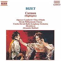 Bizet: Carmen (Highlights)