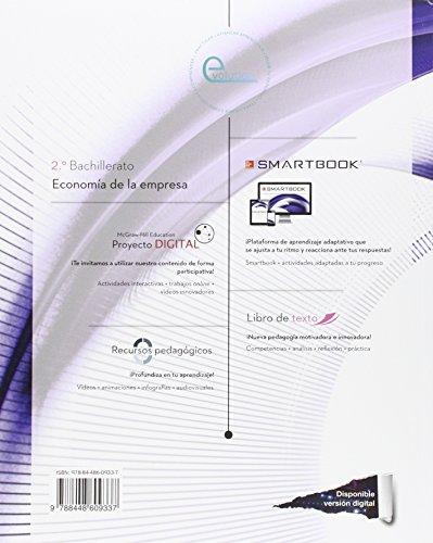 Descargar libros Economía De La Empresa – 2º Bachillerato – 9788448609337 epub para ipad leer libros online descarga y lee libros gratis