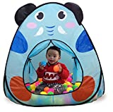 Toys Bhoomi Elephants Kids Play Tent wit...
