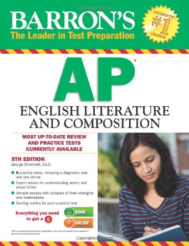 AP English Literature and Composition (Barron's Ap English Literture and Composition)