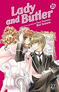 Lady and Butler Edition simple Tome 16