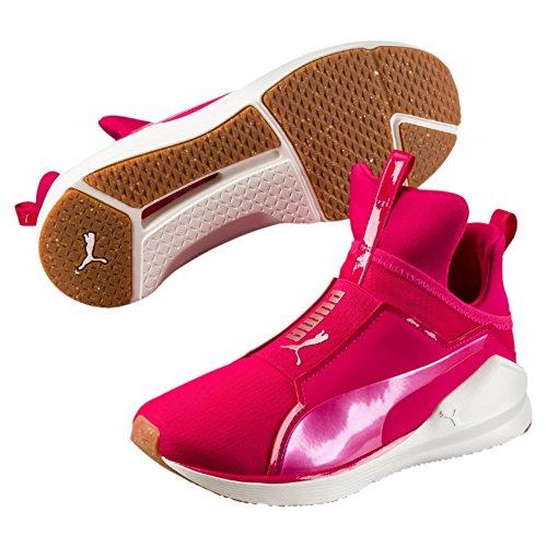 Puma Fierce VR, Chaussures de Fitness Femme Rose (Love Potion-whisper White)