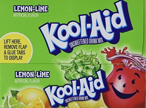kool-aid-lemon-lime-unsweetened-soft-drink-mix-013-oz-bonus-pack-of-50-packets-by-kool-aid