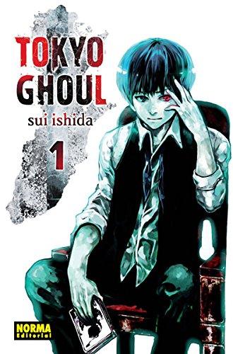 Tokyo Ghoul, 01 por Sui Ishida