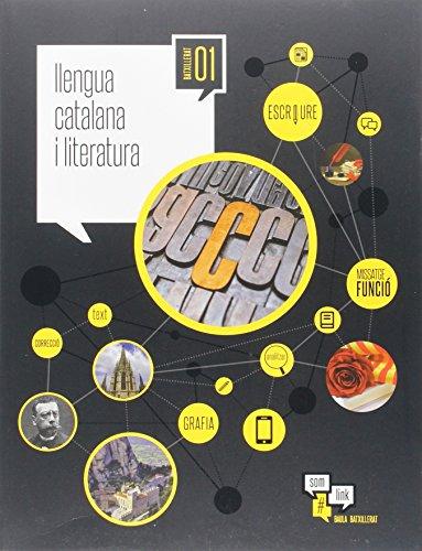 Llengua catalana i literatura 1r batxillerat la som link (projecte som link)