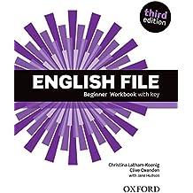 English File : Beginner Workbook with Key