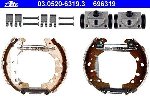 Preisvergleich Produktbild ATE 03.0520-6319.3 Bremsbackensatz