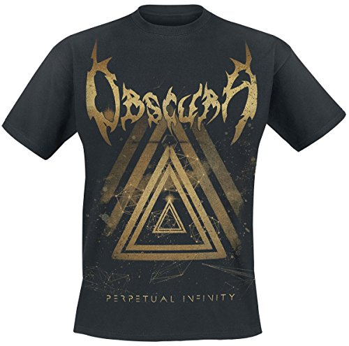 Obscura Perpetual Infinity T-Shirt nero S