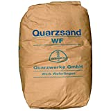 25 kg Quarzsand Fugensand feuergetrocknet, Körnung Ø 0,29mm
