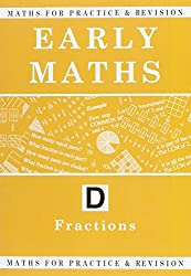 Maths for Practice and Revision: Early Maths Bk. D