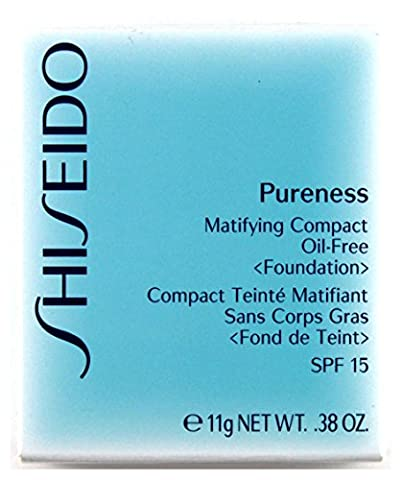 Pureness Matifying Compact Oil-Free SPF 15 10 Light Ivory - Foundation 11 g