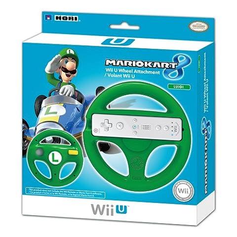 Wii U Mario Kart 8 Wheel (Luigi) (Wii Wheel)