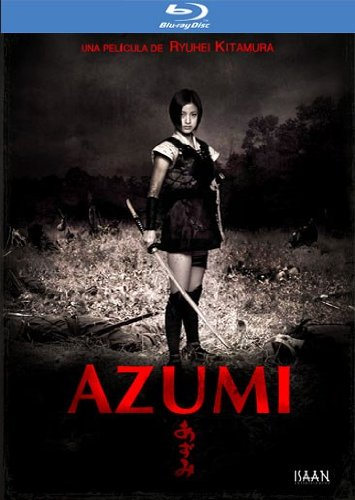 Azumi [Blu-ray] 51IPQLfWB9L