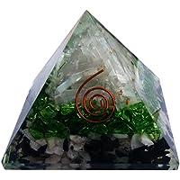 Regenbogen Mondstein, grün Aventurin & Rock Kristall Orgonit Pyramid/Reiki Crytsal Pyramiden zur Heilung und Chakra... preisvergleich bei billige-tabletten.eu