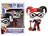 DC Comics Pop! Heroes Harley Quinn With Mallet Vinyl Figure by DC Comics