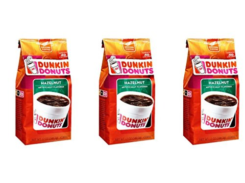 dunkin-donuts-hazelnut-ground-coffee-340-g-pack-of-3