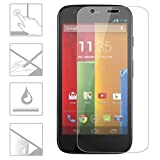 DRaX™ 2.5D HD Tempered Glass Screen Protector for Motorola Moto G (1st Gen)