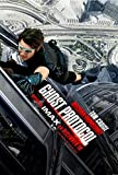 Mission Impossible Ghost Protocol (24x36 inch / 60x89 cm) Silk Print Poster Seide Plakat - Silk Printing - C9A974