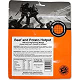 Expedition Foods High Energy Serving Beef and Potato Hotpot - Orange