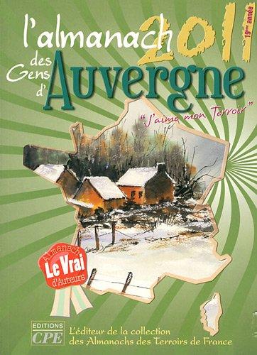 L'almanach des gens d'Auvergne 2011