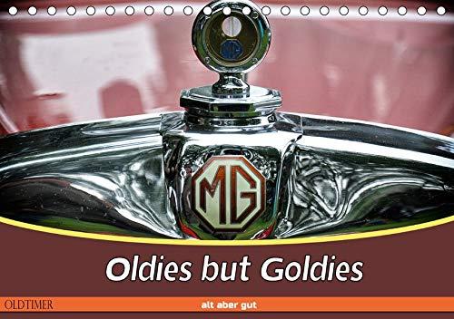 Oldies but Goldies - Oldtimer, Alt aber Gut (Tischkalender 2020 DIN A5 quer): Sie lassen die Herzen der Oldtimerfans höher und schneller schlagen: ... 14 Seiten ) (CALVENDO Mobilitaet)