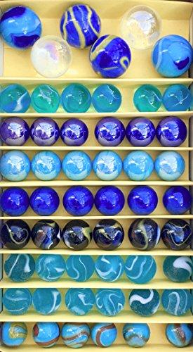 MaRécréation recinto de 55bolas Le Lagon, pi-rrt8-kd8e, azul
