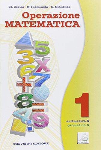 Operazione matematica. Per la Scuola media. Con espansione online: Quaderno operativo: 1