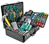 Value Maletín de herramientas eléctricas-electrónicas budget