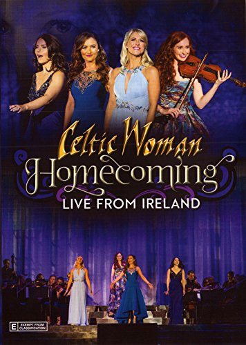 Preisvergleich Produktbild CELTIC WOMAN - HOMECOMING - LIVE FROM IRELAND (1 DVD)