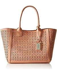 BUFFALO BAG 601959 Leather PU, Bolsa de Asa Superior para Mujer, 17x25x34 cm (B x H x T)