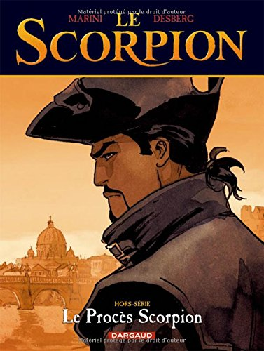 Le Scorpion - albums spéciaux - tome 1 - Le Procès Scorpion - Hors-série