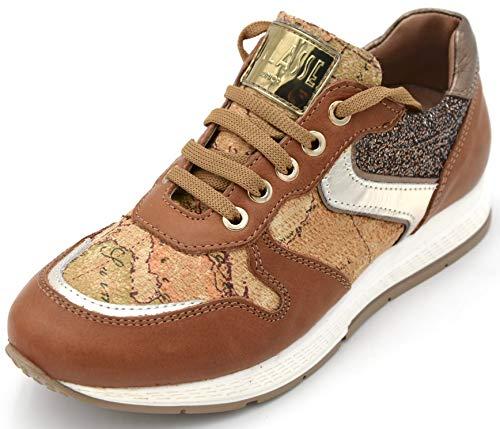 2153 Brown Sneaker Classe Alviero Vto4 Junior Ragazza Scarpa Martini 1° Bambina ArtN 36 Marrone hQrdsCtx