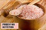 Coarse Pink Himalayan Salt crystals, Premium Quality, 1 Kilogram, 100 percent pure