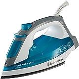 Russell Hobbs 23590-56 Light & easy Fers à repasser semelle Antiadhésive Bleu  2400 W