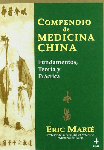 Compendio De Medicina China (Plus Vitae) por Eric Marie