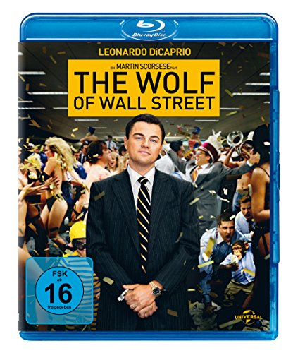 Bild von The Wolf of Wall Street [Blu-ray]
