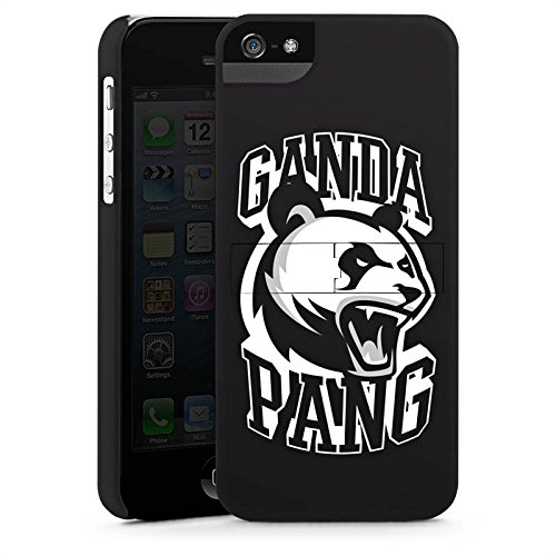 Apple iPhone X Silikon Hülle Case Schutzhülle Cro Merchandise Fanartikel Ganda Pang Premium Case StandUp
