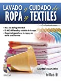 Lavado y cuidado de ropa y textiles/Washing and Care of Clothing and Textiles