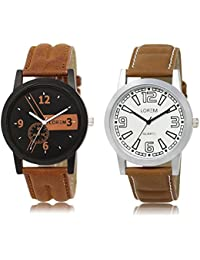 Viceroy Enterprise Combo Of Designer Dial Sports Look Analog Watches For Men And Boys - B07F8BJTW4