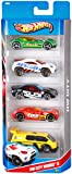 #10: Hot Wheels 5 Car Gift Pack (Styles May Vary)