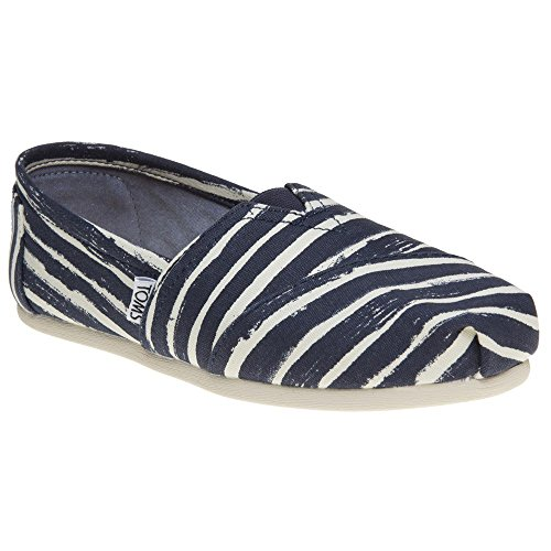 TOMS Classic Shoes Blue 7 UK