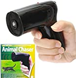 Portable Ultrasonic Dog Repeller Chaser Stop Barking Animal Protect Dog Training