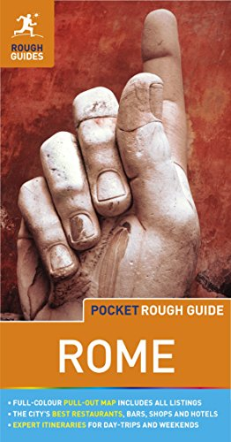 Pocket Rough Guide. Rome - 3rd Edition (Rough Guide to...)