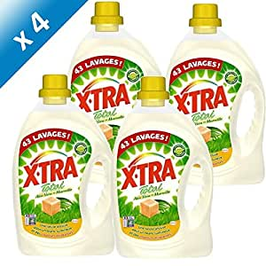 XTRA X-TRA Total Savon de Marseille 3.01L (x4)