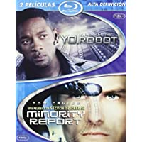 Yo, Robot + Minority Report