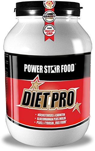 DIÄT EIWEIß SHAKE – Diätprotein Pulver als proteinreicher Abnehmen Shake für eine Eiweiß Diät ohne Muskelverlust – sättigender Eiweissshake – weniger Hunger – mit