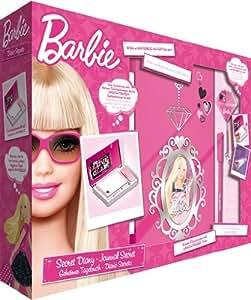 IMC Toys 784079 - Barbie Elektrisches Tagebuch