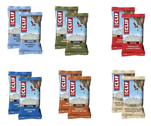 Clif Bar Variety Pack (12er Pack) -